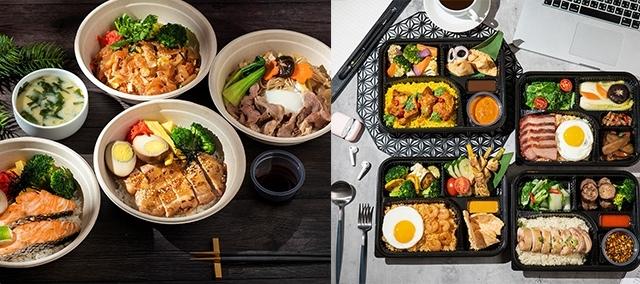 香格里拉台北遠東國際大飯店 防疫美食:ibuki五星級日式丼飯 外帶外送輕鬆享