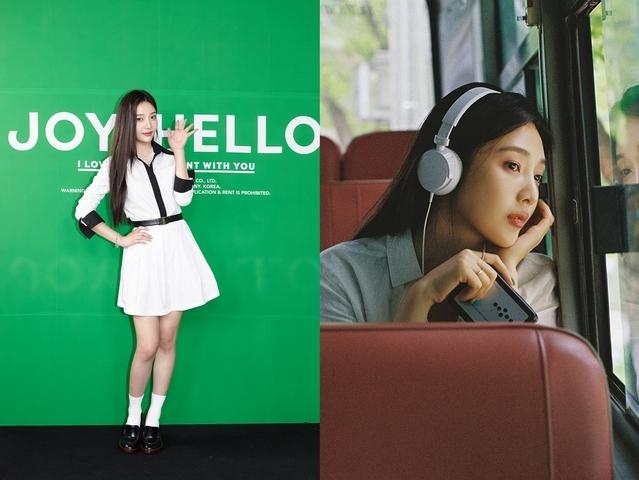 Red Velvet SOLO再加一!JOY淚灑直播感謝粉絲支持