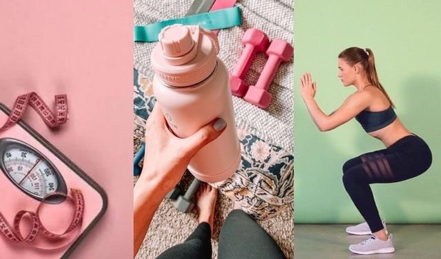 每天十分鐘,就能增肌減脂瘦身,深蹲加開合跳有氧訓練,宅在家就要動起來
