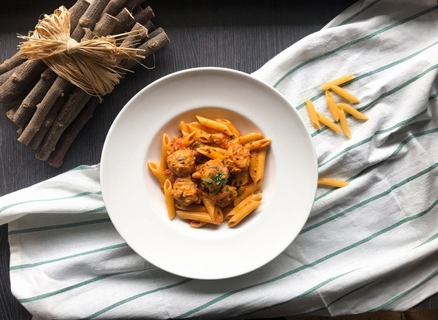 2. Solo Pasta 義大利麵