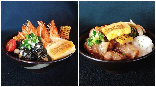 胡同裏的蘭:海味、豚味特色蕈菇飯260元起