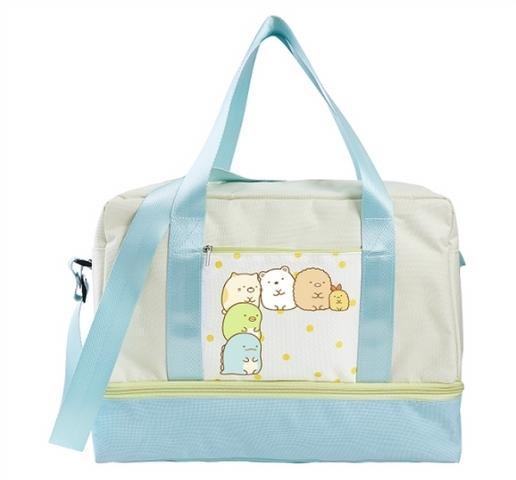 6. 大容量雙層提袋