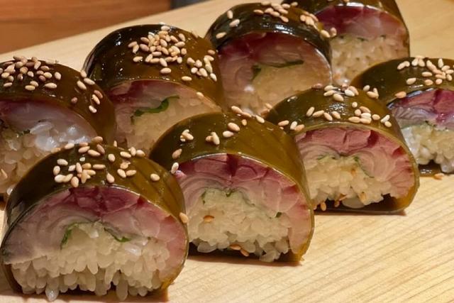 1. 吉兆割烹壽司