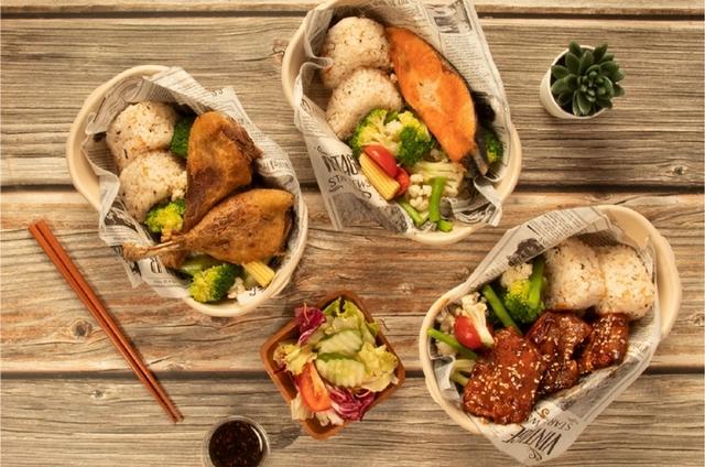 煙波宜蘭館:3 款健康外帶餐盒,宅在家吃也不怕胖