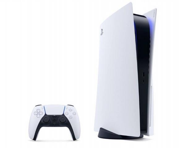 SONY PS5 數位版主機 + 配件組 2,090元