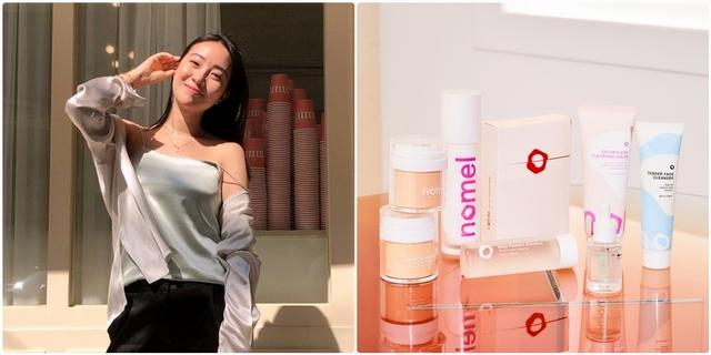 楊祐寧老婆Melinda Wang的好肌膚從這來!自創保養品牌nomel一定要認識,讓你輕鬆養出閃光肌