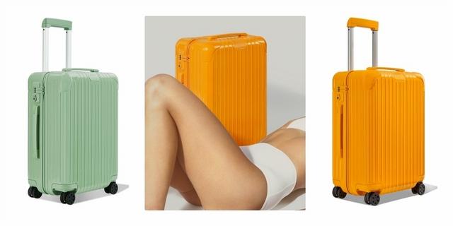 RIMOWA夏季新色「酪梨綠」、「芒果黃」又嫩又可愛!旅行控必收藏