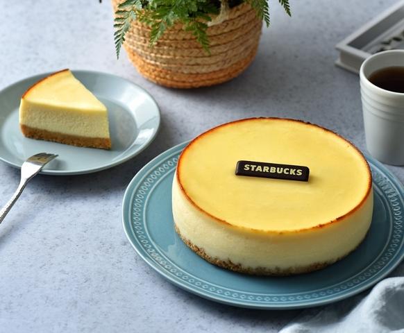6吋經典起司蛋糕