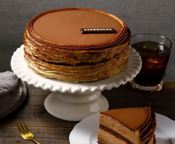 法式巧克力千層薄片