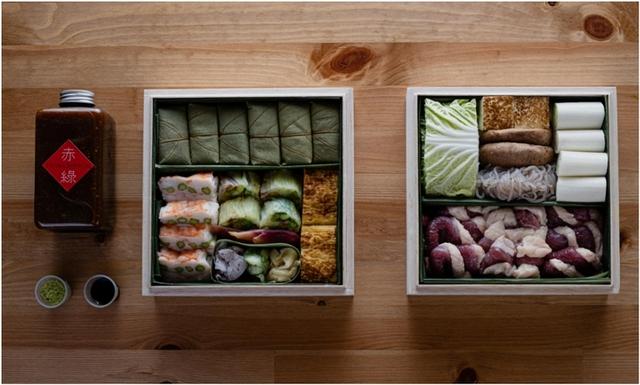 赤綠 赤綠壽豈重箱禮盒 2,980元