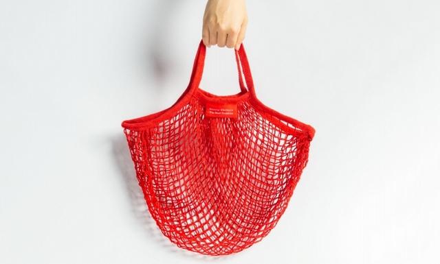 Uncertain Bag 織網袋 320元