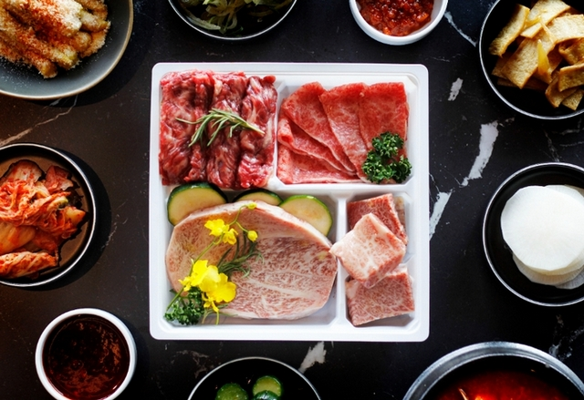 2. 虎三同 日本A5和牛生菜包肉組 1,599元