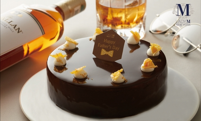 Lady M 威士忌巧克力慕斯 1,800 元(6吋)