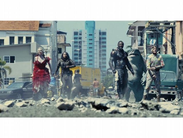 《自殺突擊隊:集結》堅持實景拍攝「現場聞到火藥味」!演員評導演「有點變態」
