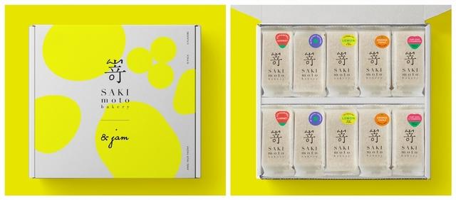 嵜本 SAKImoto bakery 高級果物盒 1,080元(10入)