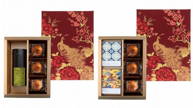 小茶栽堂 鳳鳴朝陽古典罐 830元(特價)、輕巧盒690元
