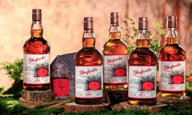 格蘭花格 2009年雪莉桶單一麥芽威士忌原酒 2,140元、 2011年雪莉桶單一麥芽威士忌原酒 1,920元