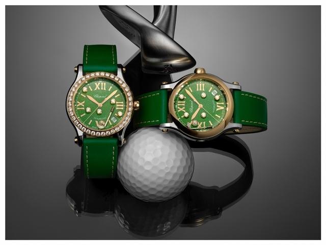 蕭邦快樂滑動鑽石    自然「綠」動