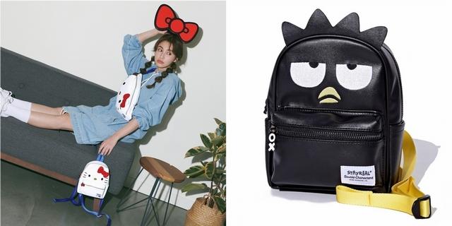 STAYREAL聯手三麗鷗  Hello Kitty、酷企鵝、布丁狗一起玩嗨 萌力全開!