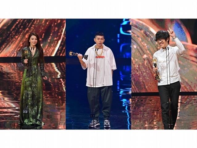 金曲32得獎名單/田馥甄、蛋堡封后稱王!盧廣仲《刻在》奪年度歌曲
