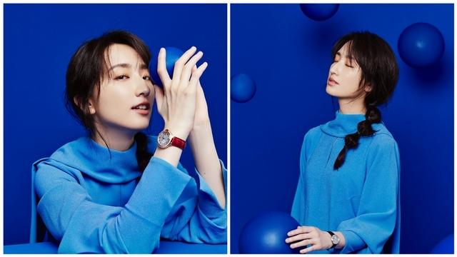 CartierFun'd with ICON柯佳嬿    回到初心的藍氣球