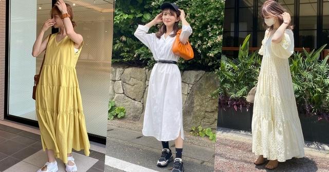 為什麼她穿就是不一樣?解析日本潮人洋裝穿搭3關鍵,學起來保證好看