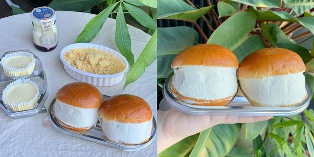 全聯就吃得到日本人氣甜點「第五種乳酪蛋糕、羅馬生乳包」We Sweet X kiri法式乳酪聯名4款新品推薦