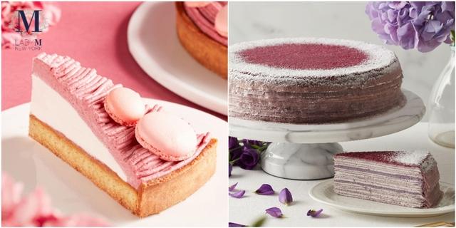 Lady M秋季限定口味「紫薯千層、莓果蒙布朗」2款都又美又好吃!加碼宣布人氣款夢幻回歸
