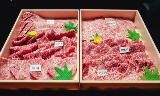 俺達の肉屋 日本和牛燒肉中秋禮盒 10,800元(6~8人份)