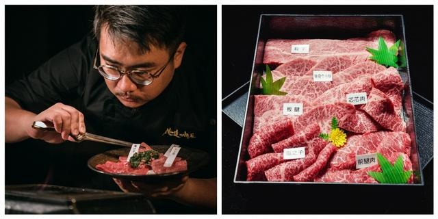 俺達の肉屋 日本和牛燒肉禮盒 5,800元(3~5人份)