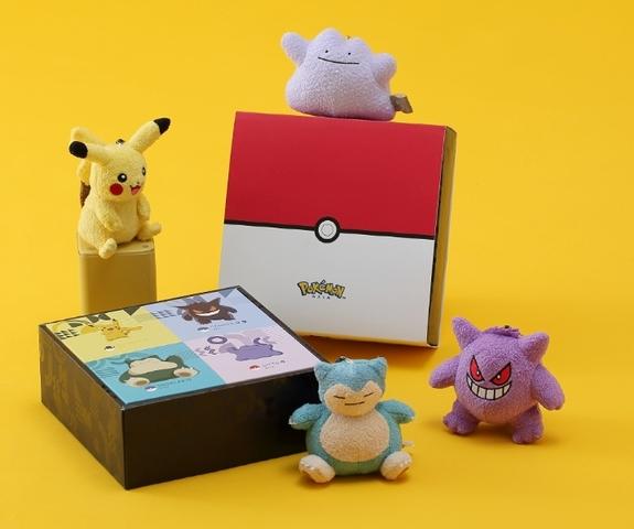 寶可夢玩偶禮盒 980元