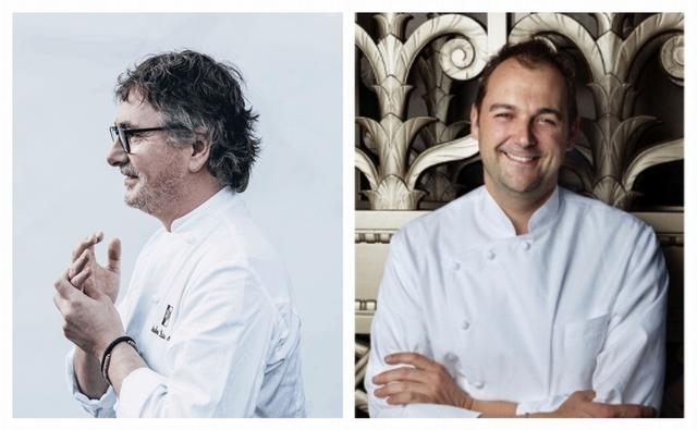 【Mugaritz】Chef Andoni Luis Aduriz、【Eleven Madison Park】Chef Daniel Humm