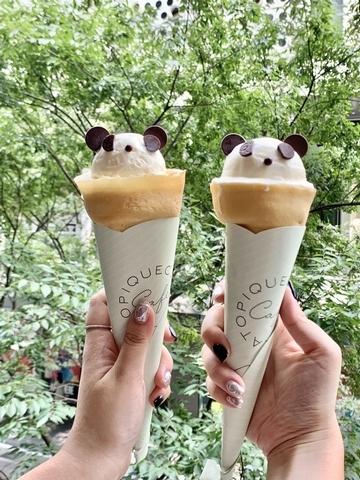 熊貓可麗餅 220元