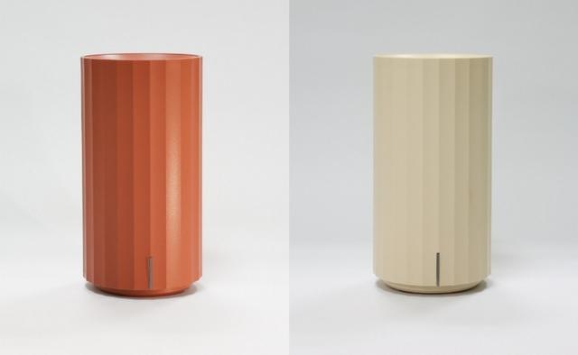 3. Roommi〈Ljus香氛水氧機〉1,600元(象牙白、磚紅)