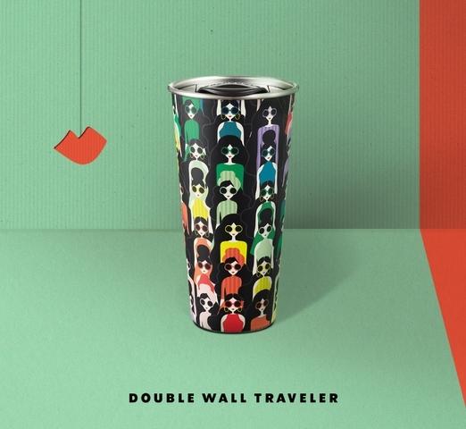 AO RAINBOW TOGO不鏽鋼杯 1,200元