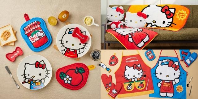 全聯聯名Hello Kitty打造9款生活料理小物!玩偶毛毯組、造型盤碟組太欠收,限時換購三麗鷗粉快揪團出動