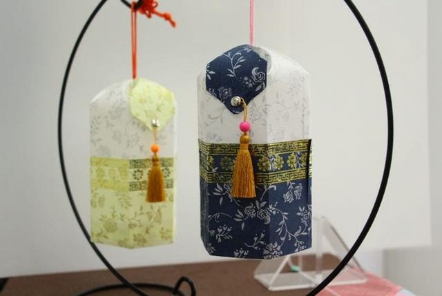 韓國傳統青紗燈籠 DIY