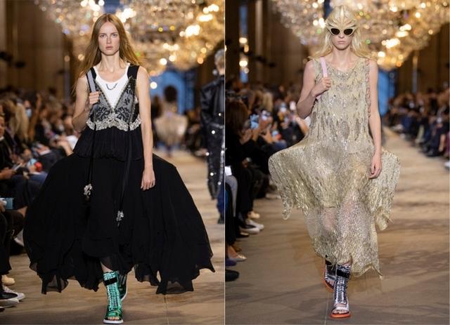 亮點5:戲劇性的裙撐結構