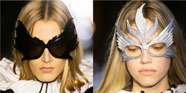 亮點2:超搶眼面具
