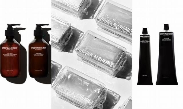 Grown Alchemist首度推出全球限量銀色包裝,質感滿分的細節設計,聖誕禮物口袋清單一定要有它