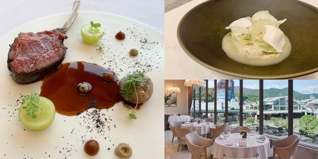 大直高端法式餐廳「LOPFAIT樂斐法式餐廳」開放訂位!以在地食材打造秋季菜單,還能眺望劍南山美景太享受