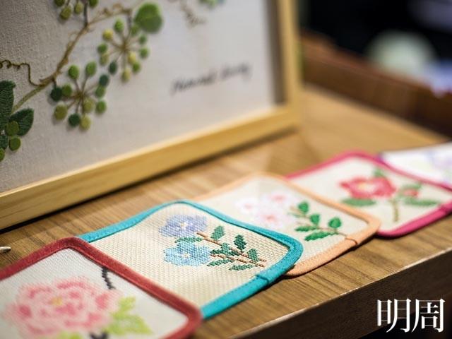 針為筆  線為色-繡 [xiu] Crafts