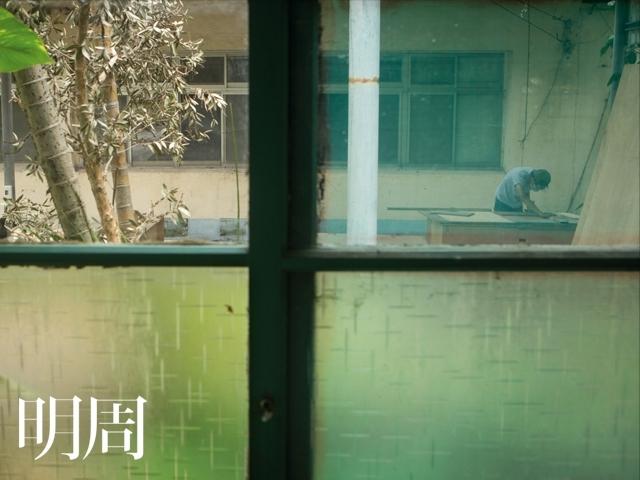 從一顆果核開始  台灣青年義築行動