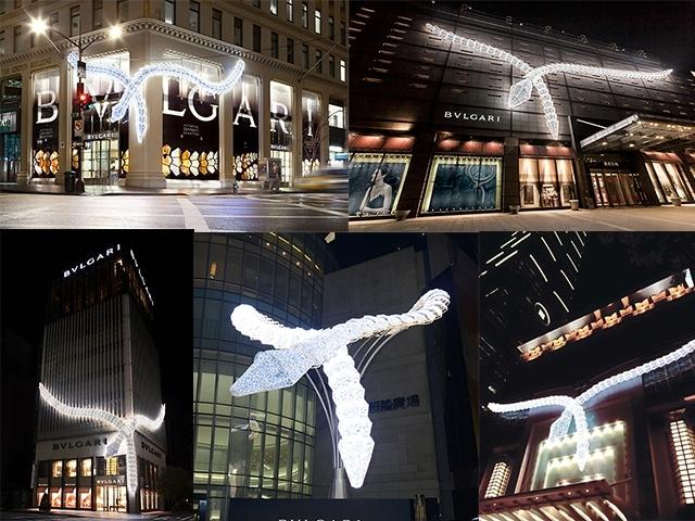 台北星空一閃一閃亮晶晶!寶格麗 Serpenti 全球巡迴第五站就在台北101