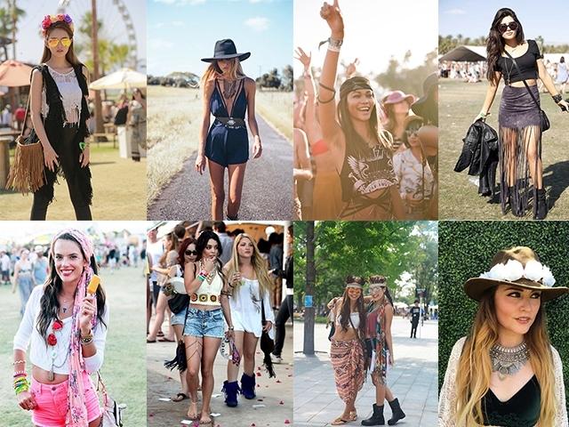 讓時尚跟著音樂一起跳起來!去音樂節這樣穿最迷人