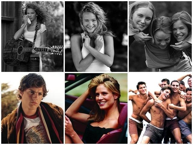 青澀模樣大曝光!泰勒絲、琳賽蘿涵、艾奇頓庫奇....沒想到這十位明星都曾擔任過 A&F 模特兒