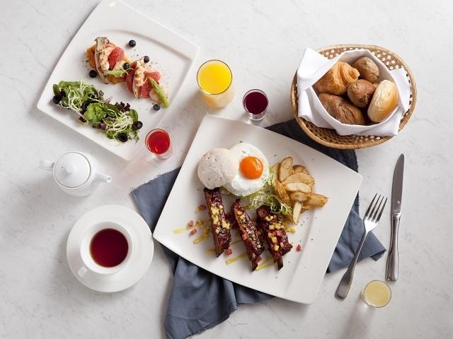 豐盛早午餐,美味自然醒!