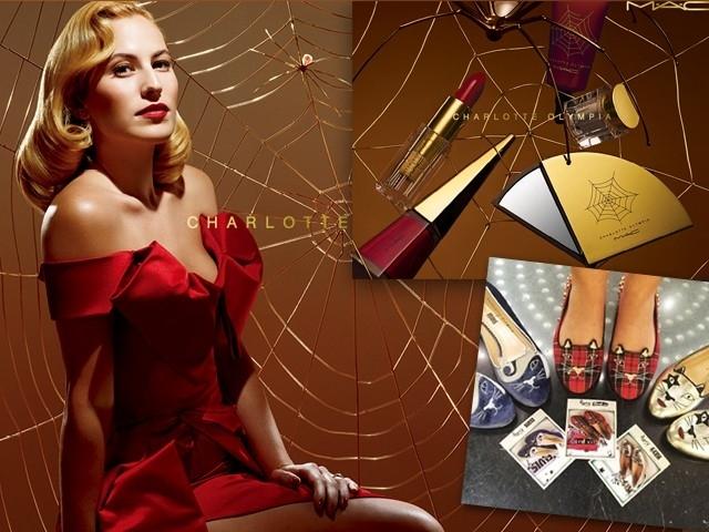一定要擁有!M.A.C與貓咪鞋Charlotte Olympia推出限量聯名彩妝