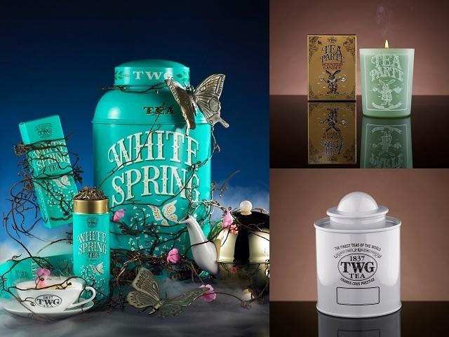 歡慶春之悅!TWG Tea Haute Couture茶宴舞會茶新上市