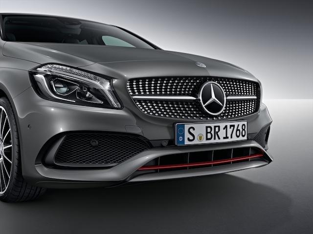 我的速度跟得上我的態度,Mercedes-Benz A 250 Sport限量手排版敢動上市